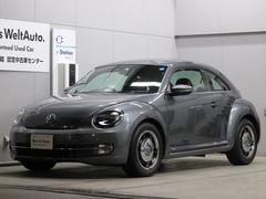 VW ザ・ビートルスペシャル・バグ限定200台 新品ナビ付Sヒーター 認定保証