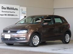 VW ポロTSI CL UPグレードPKG HID 新車保証