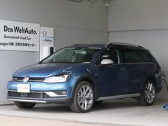 VW ゴルフオールトラックTSI 4M UPG゙PKG ナビ 18AW 認定保証1年