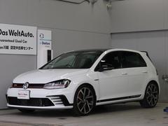 VW ゴルフGTIクラブスポーツ トラックED レカロ Sヒーター 新車保証