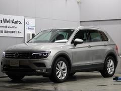 VW ティグアンTSI ハイライン テクノロジー DCC ナビ 新車保証