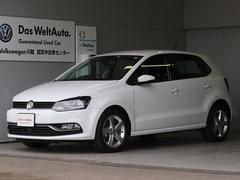 VW ポロTSIハイライン マイスター LED ナビ ETC 新車保証