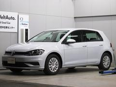 VW ゴルフTSIトレンドライン 7.5 Pナビ ETC APP新車保証