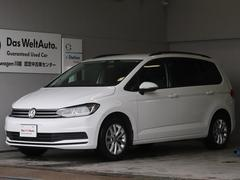 VW ゴルフトゥーランTSI コンフォートライン ナビ Rカメラ LED 新車保証
