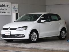VW ポロTSIコンフォートラインマイスター ナビ Rカメラ 新車保証
