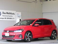 VW ゴルフGTIDCC TKpkg FRスポイラー COXブレーキ新車保証