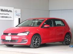 VW ゴルフTSI HL BMT DCC ナビ Rカメラ 認定保証1年