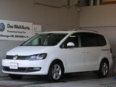 VW シャランTSI ハイライン レザーシート、パノラマルーフ付禁煙車