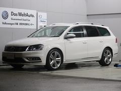 VW パサートヴァリアントRラインED ナビ RC 黒革 ドラレコ レーダー認中保証