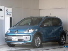 VW アップ!クロス アップ!限定200台 マット ドラレコ 新車保証