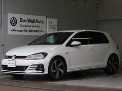 VW ゴルフGTIベースグレード ナビ RカメラDCC テクノロジー 新車保証