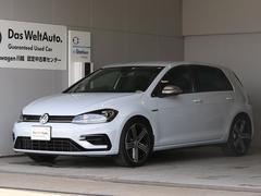 VW ゴルフRベースグレード 現行モデル 新色 7速 ナビ 新車保障