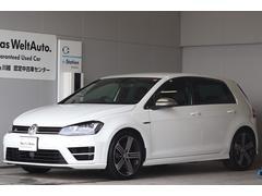 VW ゴルフRベースグレード 2015Y ナビ RカメラETC認定保障1年