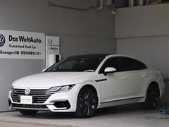 VW アルテオンTSI 4モーション Rラインアドバンス デモカー 新車保証