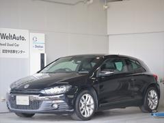 VW シロッコTSI 社外ナビ ETC 車検整備付 認定中古車保証1年