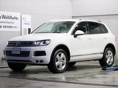 VW トゥアレグハイブリッド ナビ ACC Aカメラ Sキー 認定保証1年