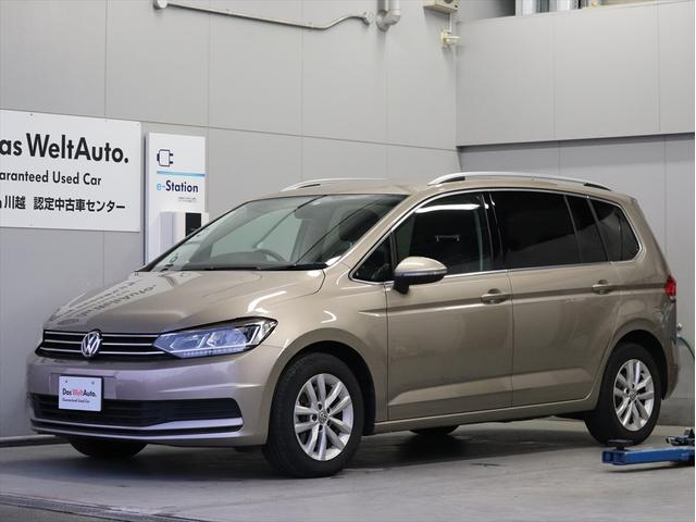フォルクスワーゲン TSI コンフォートライン UPグレードpkg 新車保証