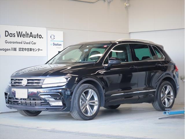 フォルクスワーゲン TSI Rライン ワンオーナー ナビ 新車保証継承1年延長