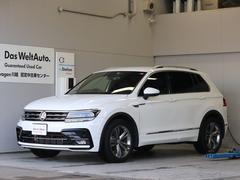 VW ティグアンTSI Rライン テクノロジー ドラレコ 9.2新車保証継承