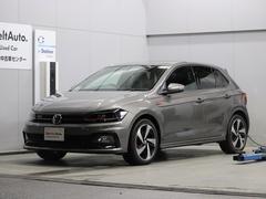 VW ポロGTI登録済未使用車 テクノロジー セーフティー 新車保証継承