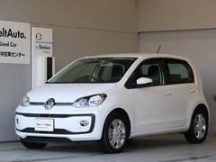 VW アップ!ハイ アップ! 最終モデル インフォテイメントpk 新車保証