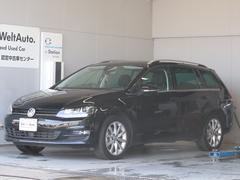 VW ゴルフヴァリアントTSI CL コネクト ナビ Rカメラ 17AW認定保証1年