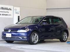 VW ゴルフTDI HL ME ナビ 革シート Dyaudio 新車保証