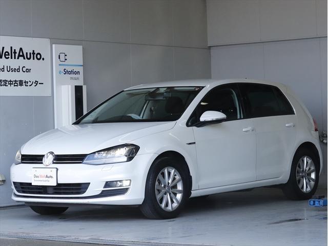 フォルクスワーゲン ラウンジ 特別仕様車 ナビ ETC RC 認定保証1年
