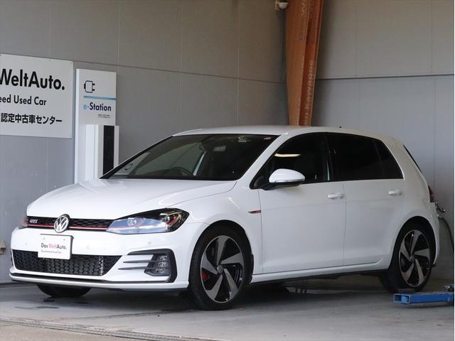 フォルクスワーゲン ゴルフGTI ベースグレード ナビ・デジパネ・DCCパッケージ・新車保証継承延長1年保証