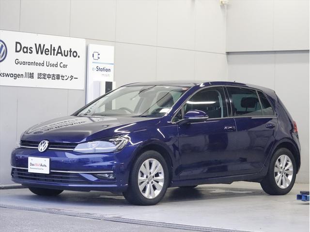 フォルクスワーゲン TSIコンフォートライン 現行モデルナビLED新車保証延長1年