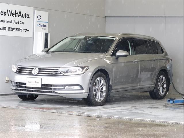 フォルクスワーゲン TSIハイライン 電動テールゲート・シートヒーター&シートクーラー・レザーシート装備です。車検整備・認定中古車保証1年付きます。