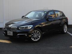 BMW118d スタイル 衝突軽減 クルコン ナビ LED 禁煙