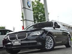 BMW750Li黒革 サンルーフ 4席シートヒーター ソフトドア