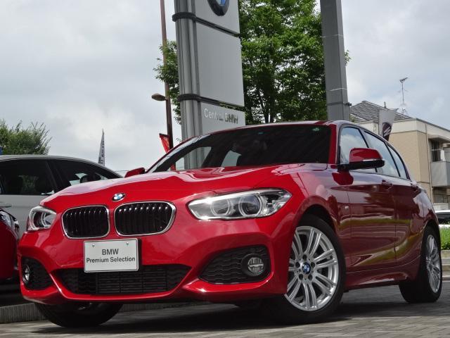 BMW 118dMスポーツ Pサポート Rカメラ LED 衝突軽減