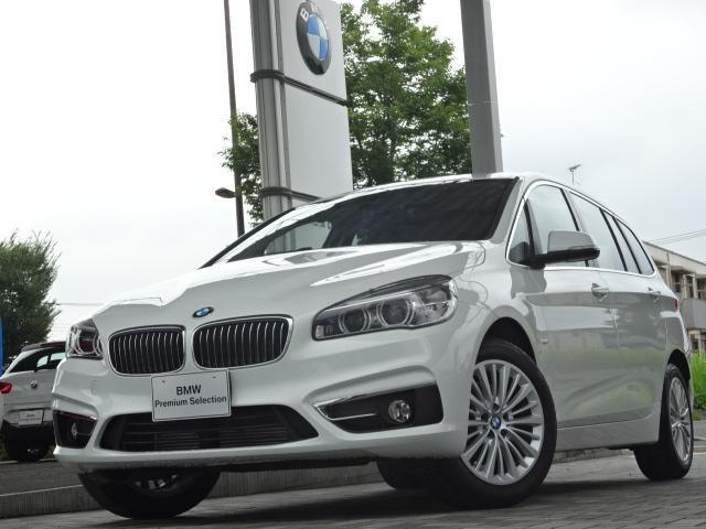 BMW 218iGTラグジュアリーコンフォートPK 7人乗り Rカメ