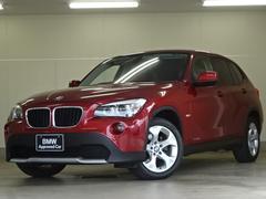 BMW X1sDrive 18i 社外ナビ 地デジ Rカメラ ETC禁煙