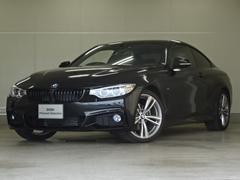 BMW420iクーペ Mスポーツ 19インチ ACC 衝突軽減