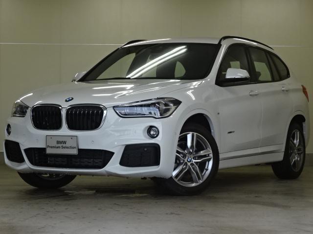 BMW sDrive18iMスポーツ新車保証 ACC ヘッドアップD