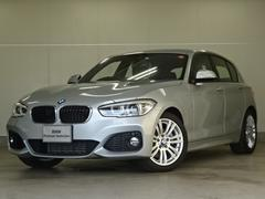 BMW118i Mスポーツ  LED 衝突軽減 ETC クルコン