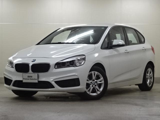 BMW 218iアクティブツアラー 衝突軽減 LED ナビ ETC