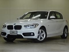 BMW118d スポーツ Rカメラ 衝突軽減 クルコン LED禁煙