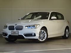 BMW118d スタイル Rカメラ 衝突軽減 LED クルコン禁煙