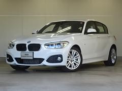 BMW118d Mスポーツ Rカメラ 衝突軽減 LED 禁煙ETC