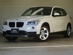 BMW X1sDrive 20i 社外ナビ 純正ETC Rカメラ 地デジ