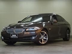 BMWアクティブハイブリッド5 オイスター革 18AW サンルーフ