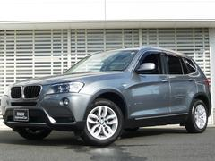 BMW X3xDrive 20d ハイラインP黒革 地デジ 電動トランク