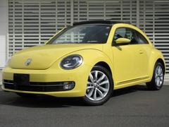 VW ザ・ビートルデザインレザーパッケージ サンルーフ ナビ Bカメラ 黒革