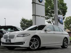 BMWアクティブハイブリッド5 黒レザー 地デジ付ナビ 18AW