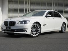 BMWアクティブハイブリッド7 左ハンドル サンルーフ ブラウン革