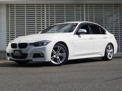 BMW320iMスポーツ 黒レザー ACC ドライビングアシスト